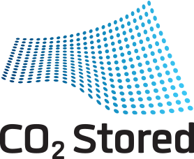 CO2 stored logo